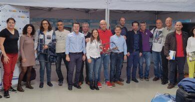 Reunión de lanzamiento del proyecto ROVINO en PLOCAN