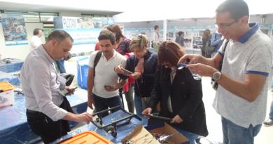 Reunión de Lanzamiento de los proyectos CODIMAR y ROVSTEAM en PLOCAN