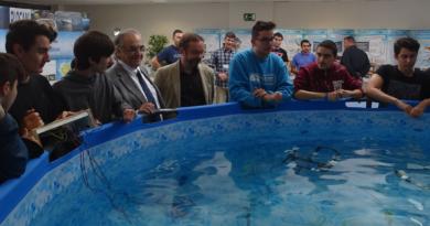 García Brink presenta el balance del Taller de Robótica Marina Educativa en Gran Canaria