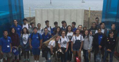 """El Campus de Verano """"Educación Azul"""" acoge a 29 escolares de 3º ESO a 1º de Bachillerato"""